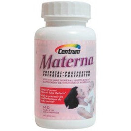 Materna Prenatal Supplement