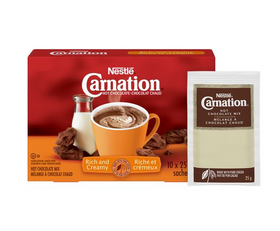 Carnation Hot Chocolate Rich and Creamy