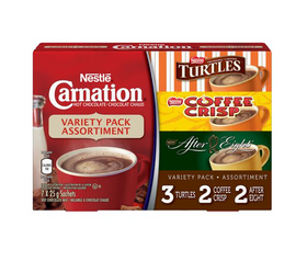 Carnation Hot Chocolate Variety Pack