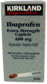 Ibuprofen 400 mg Extra Strength