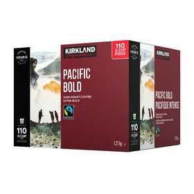 Pacific Bold Fair Trade K-Cup Pods
