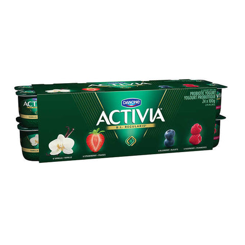 Activia Yogurt Variety Pack