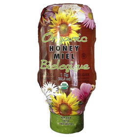Organic Liquid Honey