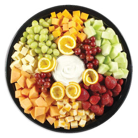 Fruit & Cheese Platter - large