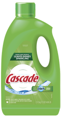 Advanced Power Liquid Dishwasher Detergent