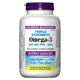 Triple Strength Omega-3 900 mg