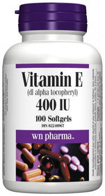 Vitamin E Natural 400 IU