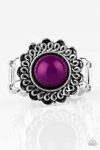 Paparazzi Accessories - Garden Stroll - Purple Ring - JMJ Jewelry Collection
