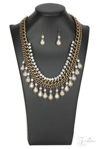 Paparazzi Accessories - Revolution - Z! Collection Necklace Set - JMJ Jewelry Collection