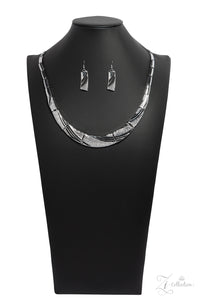 Paparazzi Accessories - Independent - Z! Collection Necklace Set - JMJ Jewelry Collection