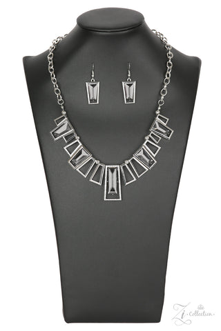 Paparazzi Accessories - Victorious - Z! Collection Necklace Set - JMJ Jewelry Collection