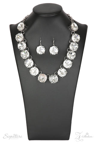 Paparazzi Accessories - The Marissa - Necklace Set