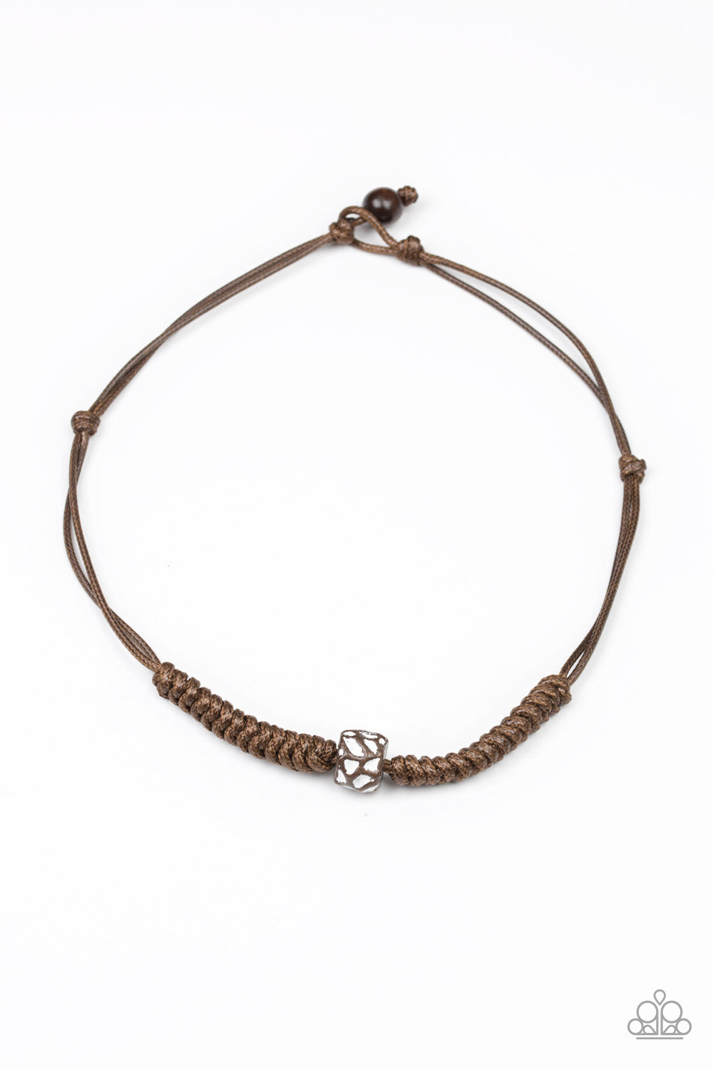 Paparazzi Accessories - Pacific Pioneer - Brown Necklace - JMJ Jewelry Collection