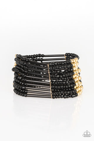 Paparazzi Accessories - Rural Retreat - Gold Bracelet - JMJ Jewelry Collection