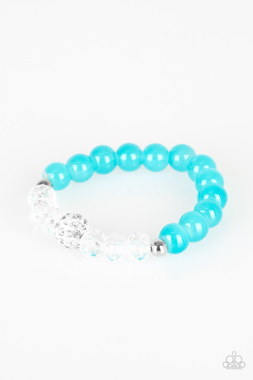 Paparazzi Accessories - Starlet Shimmer - Colorpop Bead Bracelet - JMJ Jewelry Collection