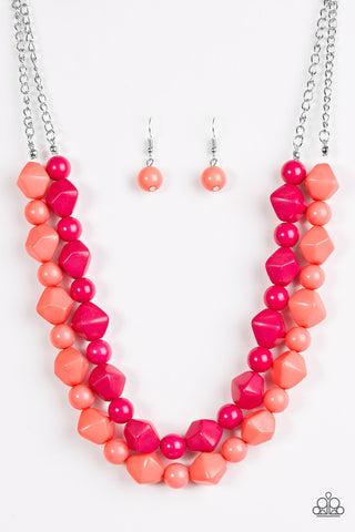 Paparazzi Accessories - Rio Rhythm - Multicolor Necklace Set - JMJ Jewelry Collection