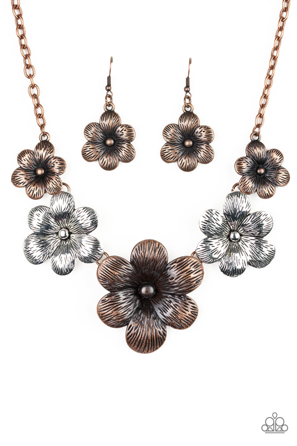 Paparazzi Accessories - Secret Garden - Multicolor Necklace Set - JMJ Jewelry Collection