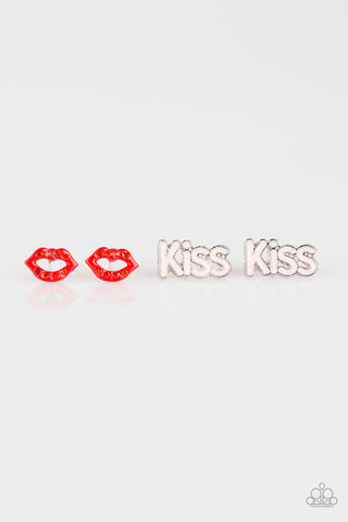 Paparazzi Accessories - Starlet Shimmer - Sweetheart Earrings - JMJ Jewelry Collection
