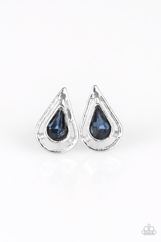 Paparazzi Accessories - Starlet Shimmer - Raindrop Earrings - JMJ Jewelry Collection