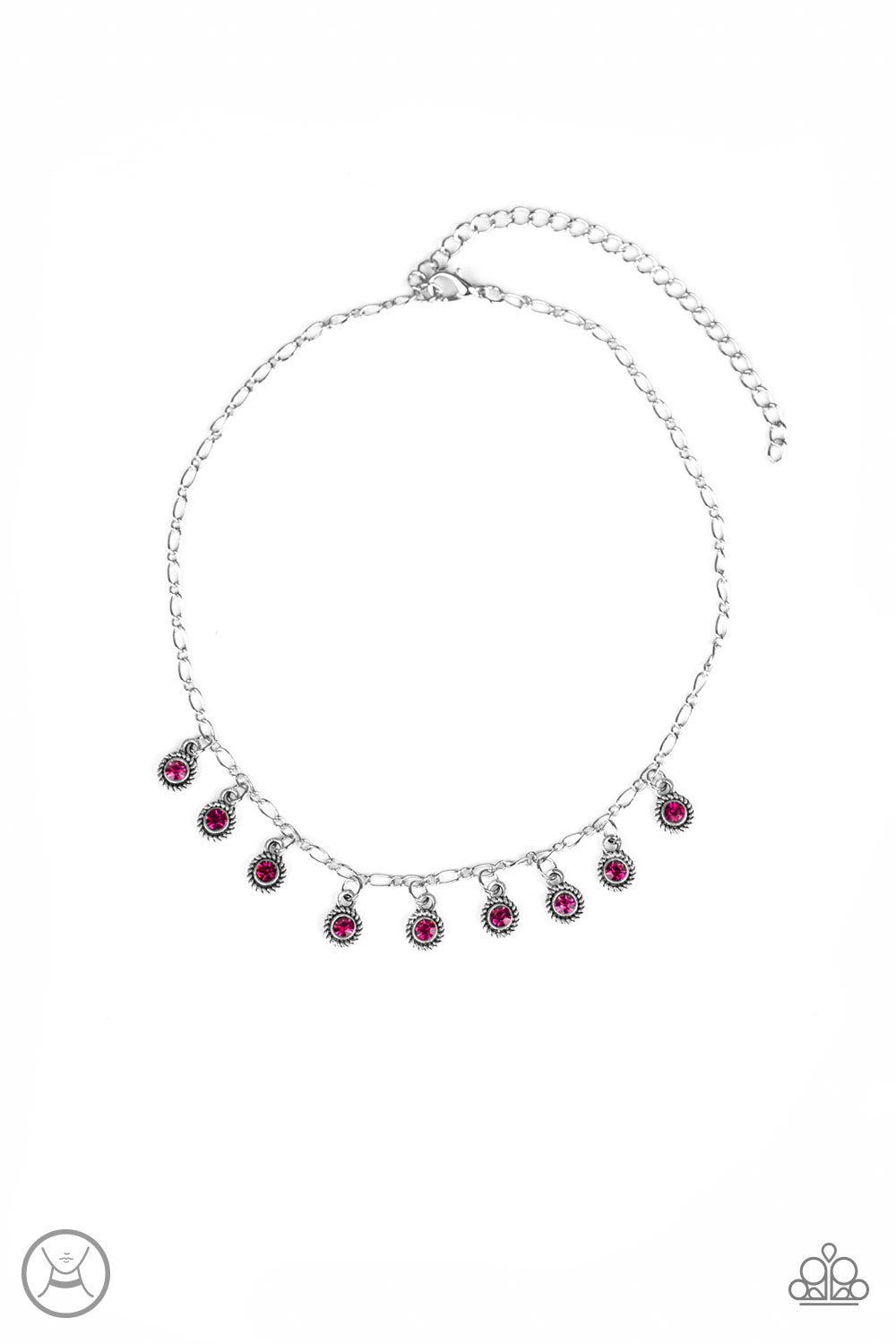 Paparazzi Accessories - Popstar Party - Pink Necklace Set - JMJ Jewelry Collection