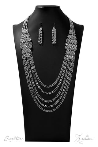 Paparazzi Accessories - The Erika - Necklace Set