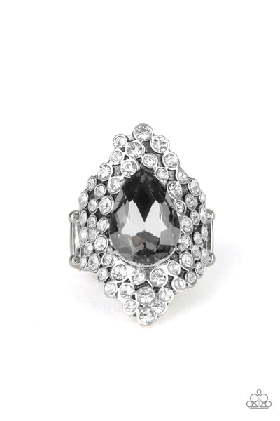 Paparazzi Accessories - Hollywood Heiress - Silver Ring - JMJ Jewelry Collection