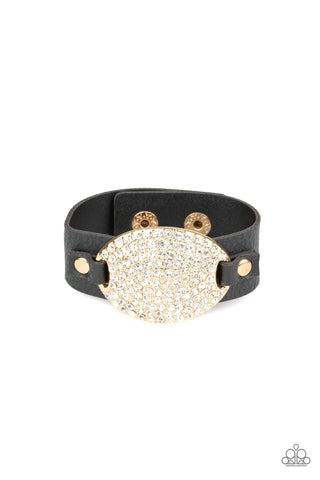 Paparazzi Accessories - Better Recognize - Gold Bracelet - JMJ Jewelry Collection