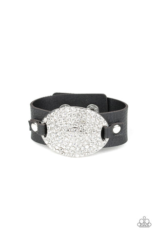 Paparazzi Accessories - Better Recognize - Black Bracelet - JMJ Jewelry Collection