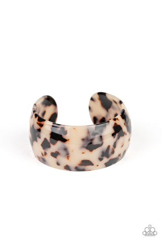Paparazzi Accessories - Jungle Cruise - White Bracelet