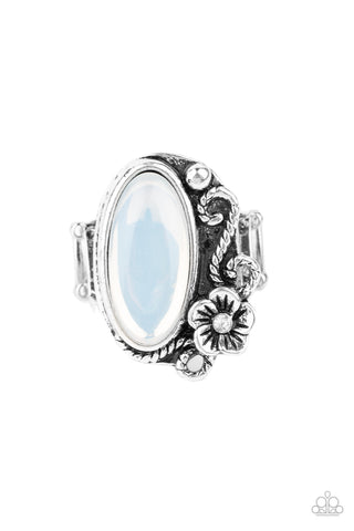 Paparazzi Accessories - Any DAISY Now - White Ring
