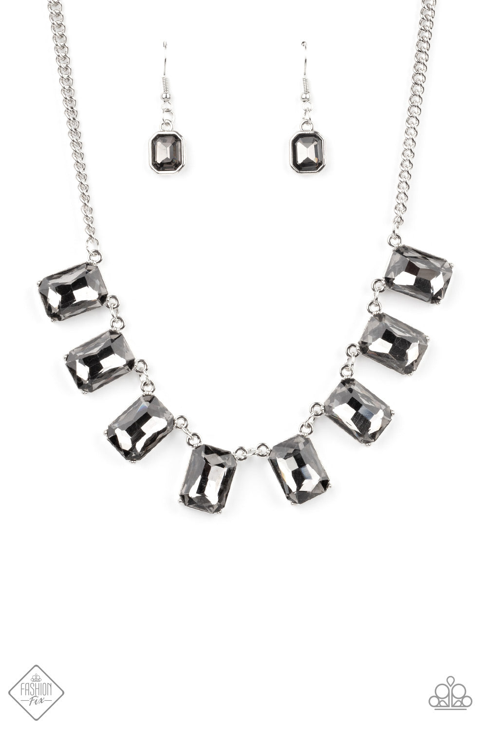 Paparazzi Accessories - After Party Access - Silver Necklace