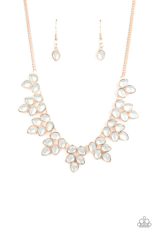 Paparazzi Accessories - Hidden Eden - Gold Necklace