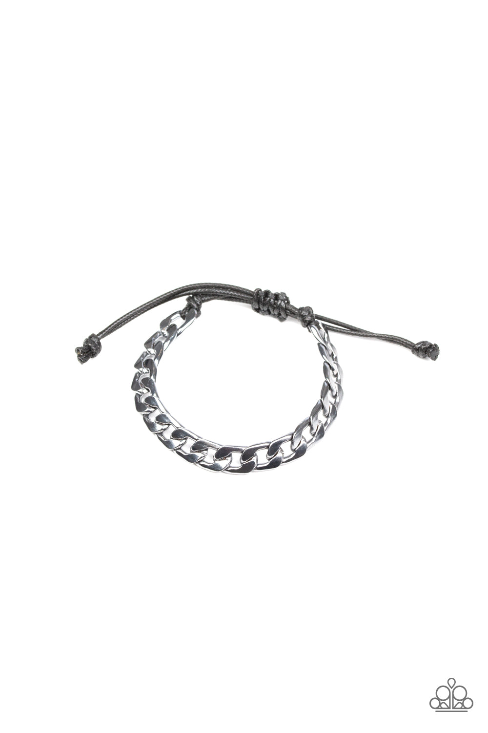Paparazzi Accessories - Score!- Black Bracelet