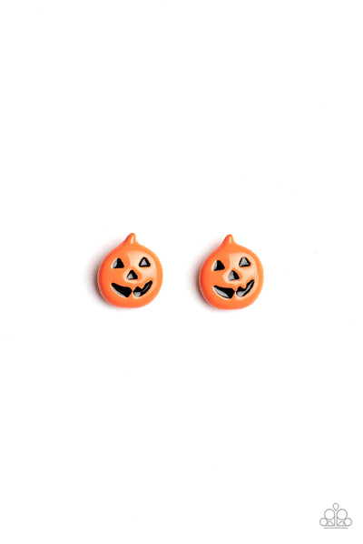 Paparazzi Accessories - Starlet Shimmer - Holloween Earrings