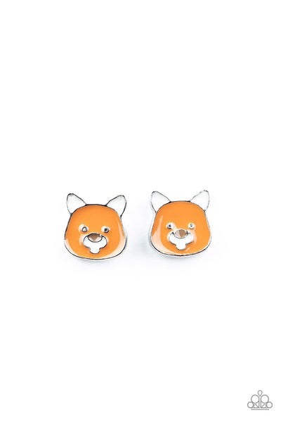 Paparazzi Accessories - Starlet Shimmer - Forest Friends Earrings