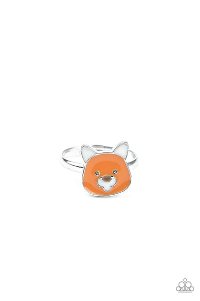 Paparazzi Accessories - Starlet Shimmer - Forest Friends Rings