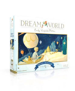 New York Puzzle Company - Dream Traveler Puzzle - littlelightcollective
