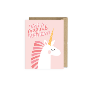 Magical Unicorn Birthday - littlelightcollective