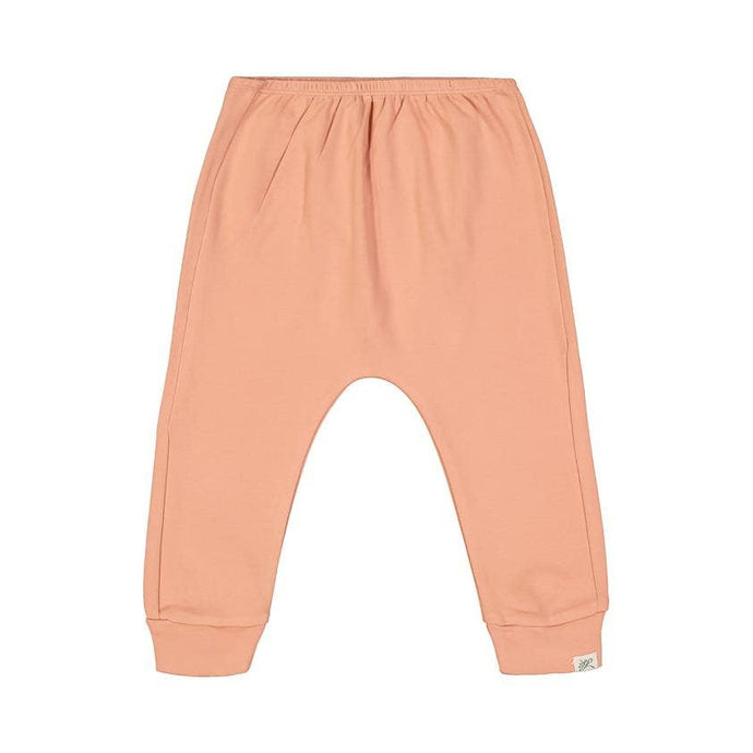 Organic Dusty Coral Jogger - littlelightcollective