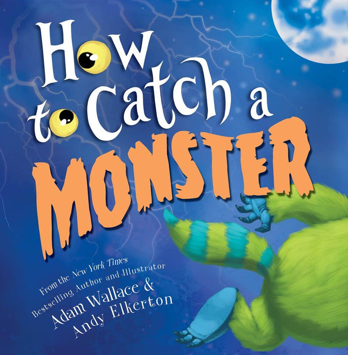 Sourcebooks - How to Catch a Monster - littlelightcollective