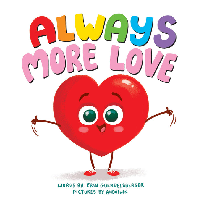 Always More Love Book