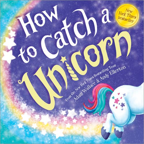 Sourcebooks - How to Catch a Unicorn - littlelightcollective