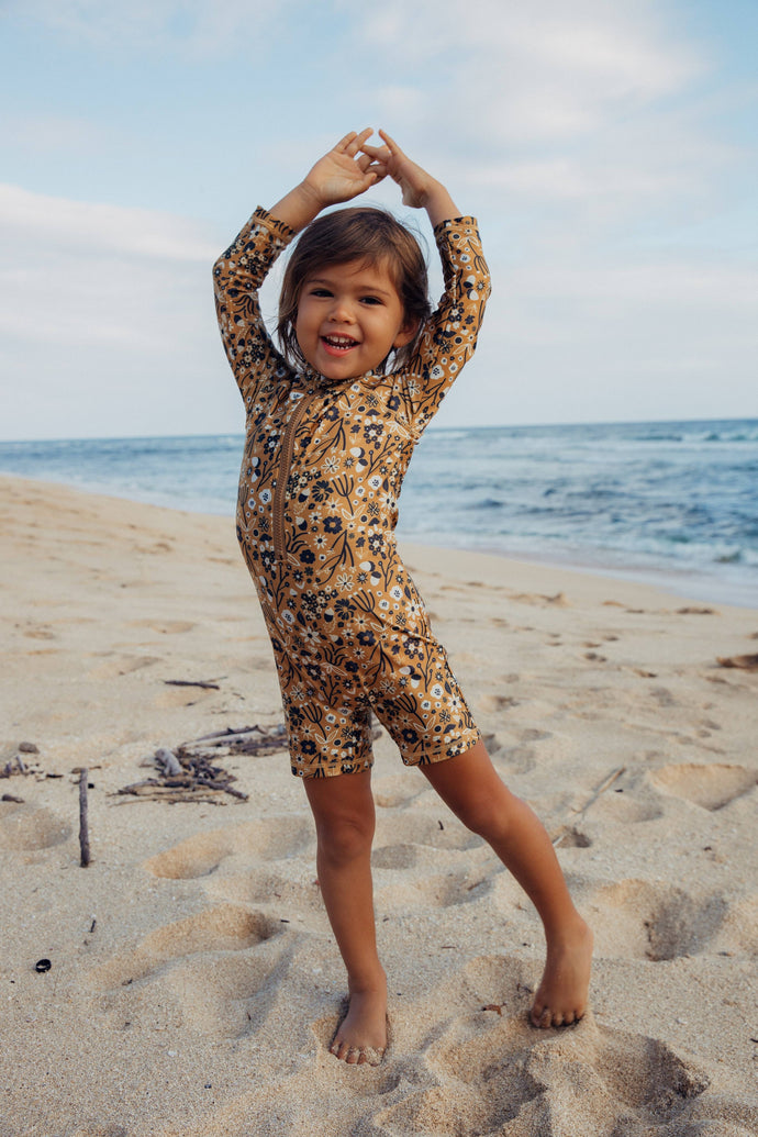 Forager One Piece Swim Suit - littlelightcollective