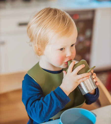 Silicone Snack & Sippy Lids Set - littlelightcollective