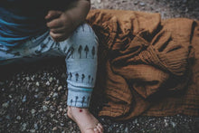 Load image into Gallery viewer, Organic Swaddle Blanket - Sedona - littlelightcollective