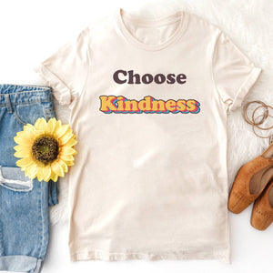 Choose Kindness Graphic Tee - littlelightcollective