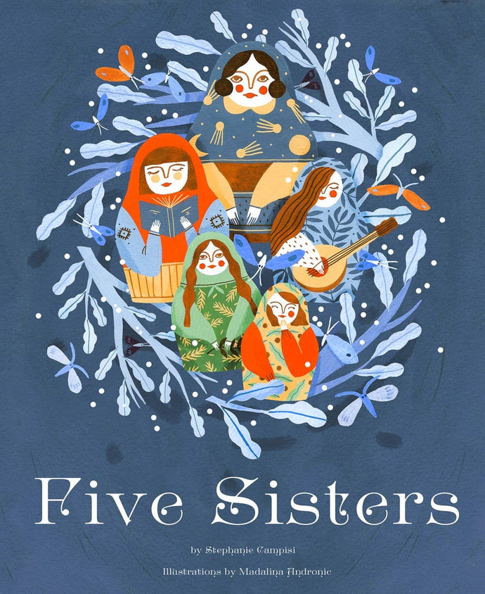 Familius, LLC - Five Sisters - littlelightcollective