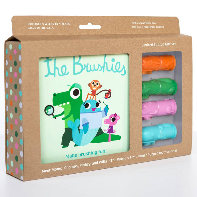 The Brushies - Brushies Gift Set - littlelightcollective