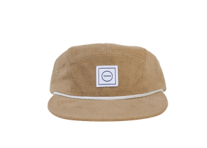 Stone Five-Panel Hat - littlelightcollective