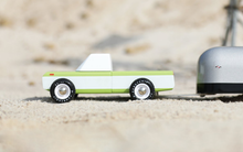 Load image into Gallery viewer, Pickup Truck - Olive Longhorn - littlelightcollective